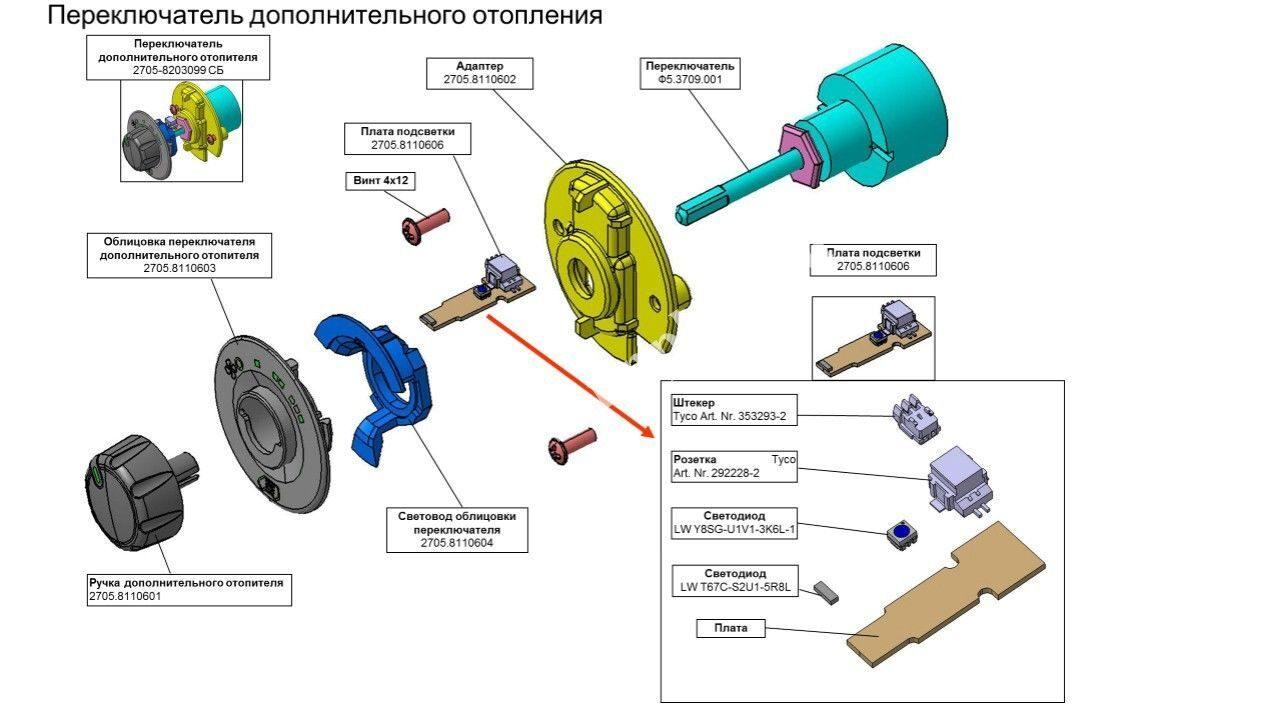 Луны устройство отопителя газ 2752 время возводились подобные